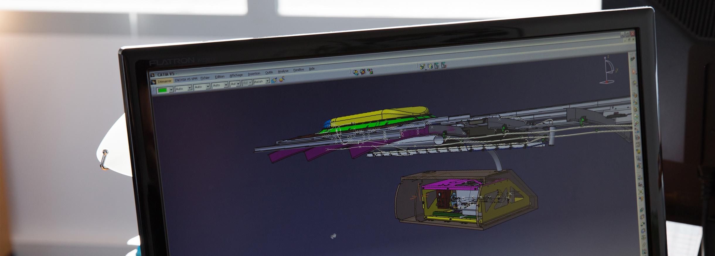 Eclipse Technics aircraft connectivity solution design