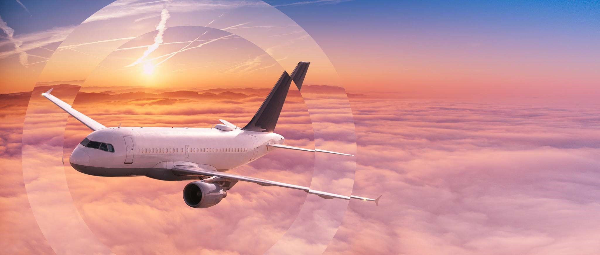 Eclipse Global Connectivity commercial aviation